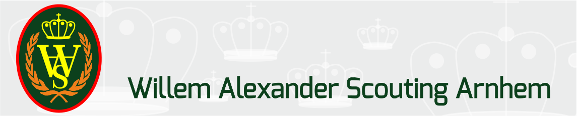 Willem Alexander Scouting Arnhem